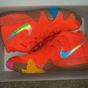 Kyrie Irving 4 Lucky Charms